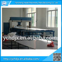 programmable automatic travelling head sand paper die cutting machine