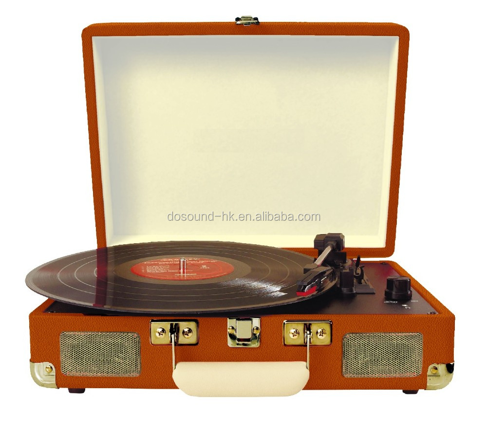 DS-101: Best buy Suitcase turntable record player