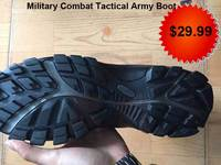 Black military army combat delat 8 boots for Tactical