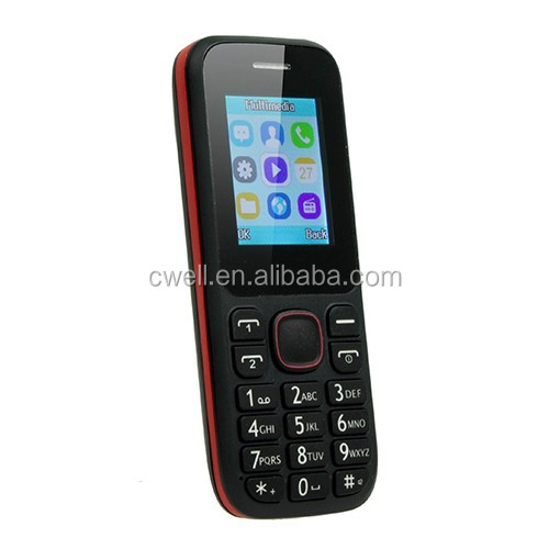 UNIWA U18 CPU MTK Mobile Phone 1.77 inch TFT LCD screen FM Camera Bluetooth 500mAh Battery