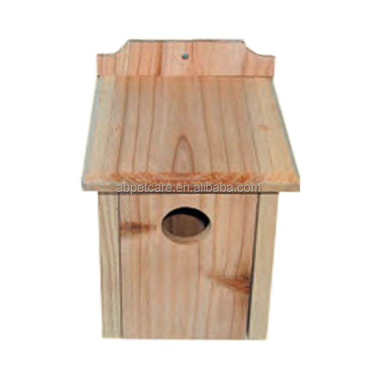 House for pet top sell wooden bird house cage
