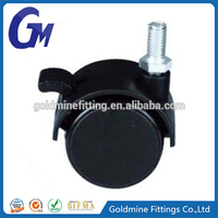 New product 1 inch small castor wheel Manufacturer in China