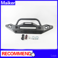 suv 4x4 front bumper guard for jeep wrangler JK accesssories from maiker