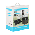 PS5B solar energy storage system 400Wh Off Grid for clambake with battery management system
