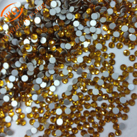 Flatback LCT rhinestone for nail art decoration