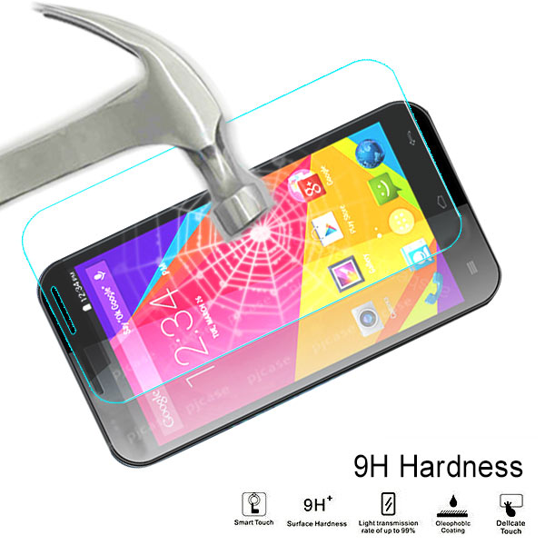 2.5D 9H Hardness permium Tempered Glass screen protector for BLU Studio 7.0 Lte screen protective film