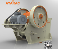 ATAIRAC JC series high capacity jaw crusher