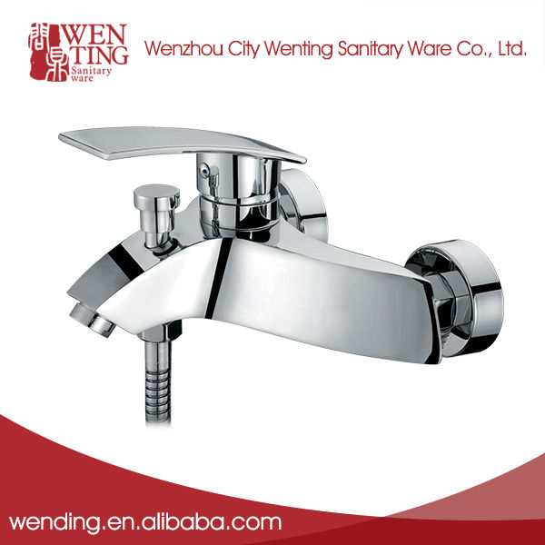 Wending made WT-8417 Chrome plated bathtub shower faucet