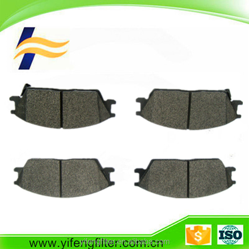Ceramics Brake pads For Korean car 58101-25A00