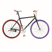 Outdoor cycling permit Western double disc brake bicycle