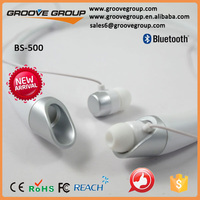 sport bluetooth headphone, headset retractable microphone