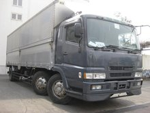 21-04286 USED FUSO CARGO TRUCK