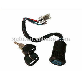 CG125M ignition switch