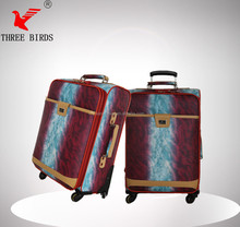 2014 new design cool luggage case, branded american brand luggage, luggage wholesale china supplier