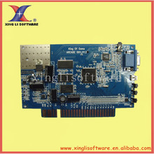200 in 1 king of game,arcade game board,VGA output, for video game machine