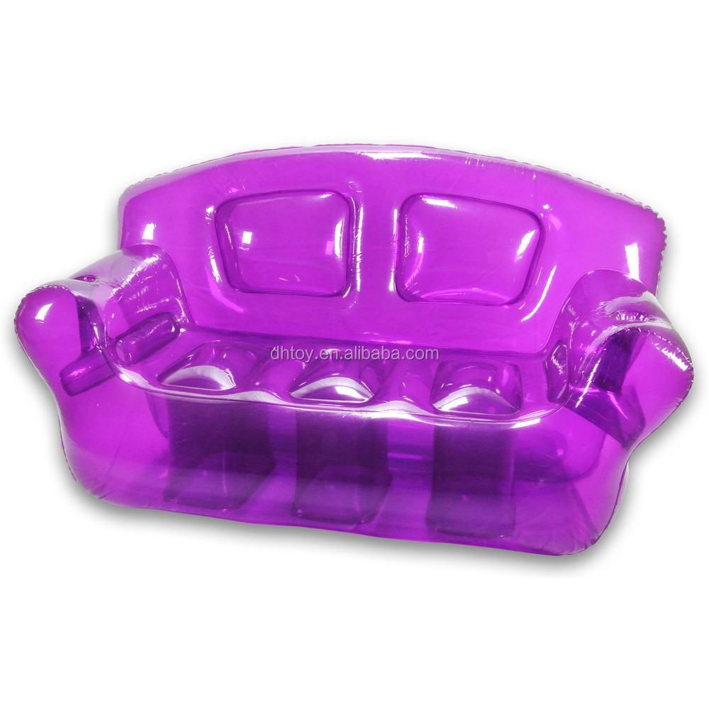 inflatables smoke black bubble couch sofa