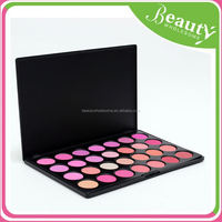 H0T049 natural blush palette multi color