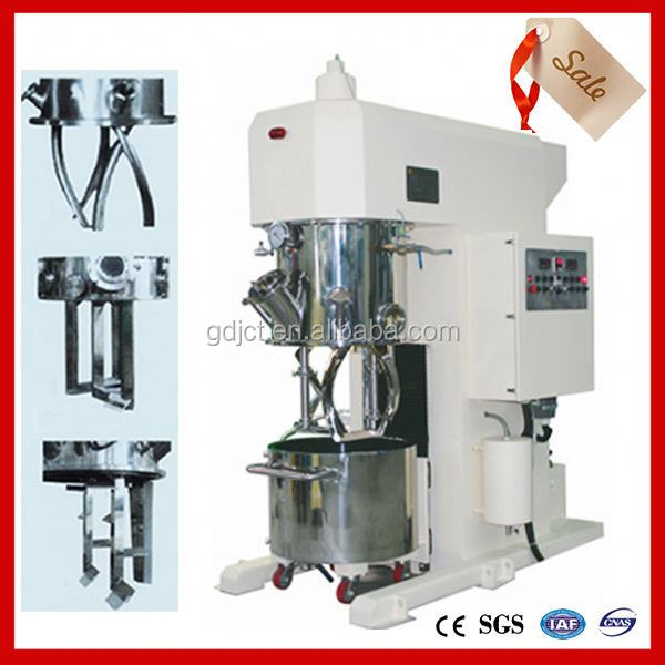 China Foshan Naihai JCT automatic planetary mixer for Rubber compound with hign efficiency