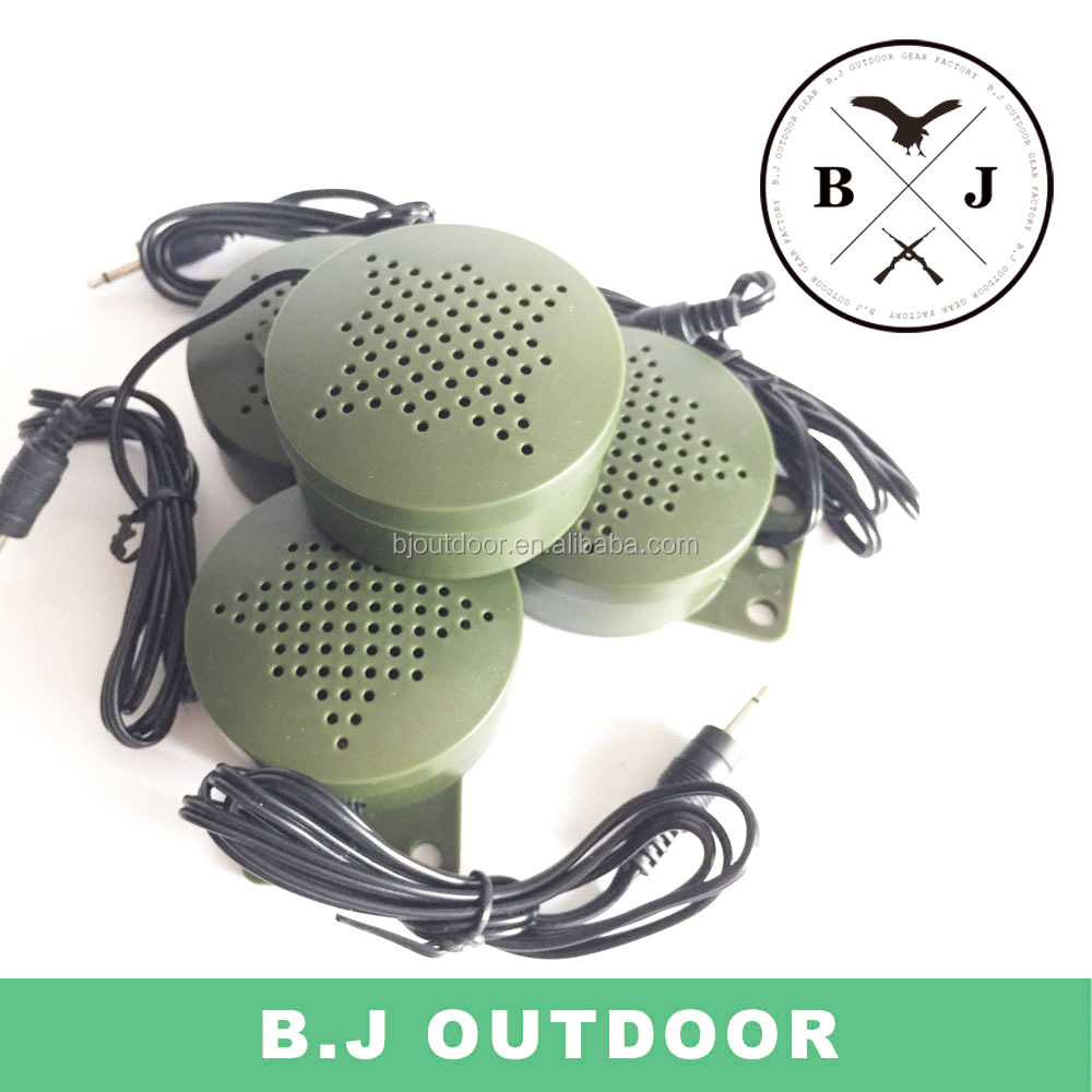 Bird sound caller bird voice hunting quail audio devices speaker from BJ Outdoor