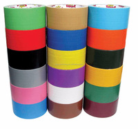 different size and colored carton sealing adhesive tape