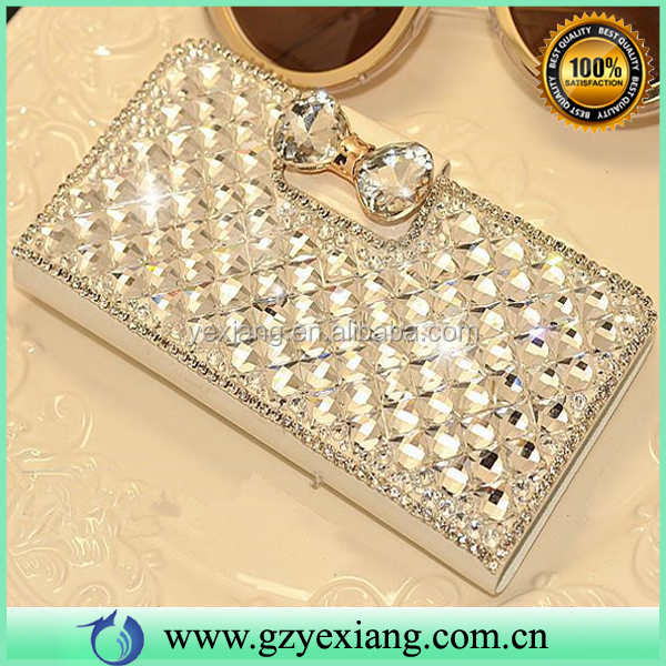 Rhinestone Bling Bling Diamond Case For Samsung Galaxy A3 A5 A7 2016 Phone Cover