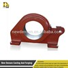 OEM high quality parts ductile iron aluminum sand casting