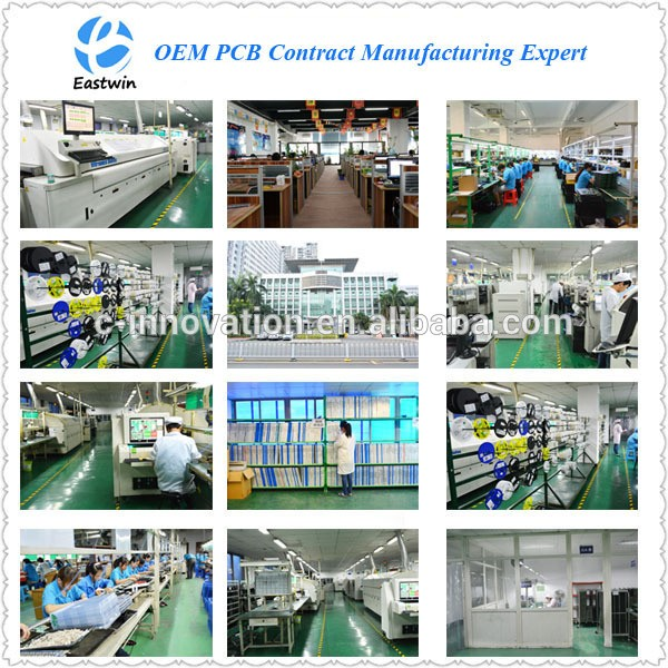 One Stop Electronic Contract PCB Assembly Manufacturing Supplier OEM PCBA