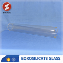 high precision pyrex boro hollow glass tube
