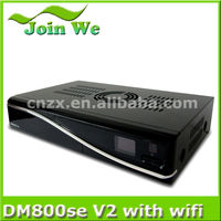 dm800 se V2 sim2.20 full hd media player free to air internet receiver in stock