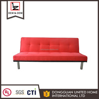 Comfortable new design folding fabric european style sectional sofa