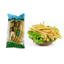 new nutritious dried food of beancurd stick