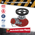 Flange Type 2.5'' Fire Hydrant Brass Landing Valve with pressure reducing function