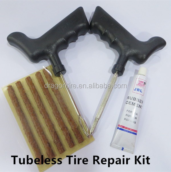 Quality tubeless Tire Repair Kit Tire Seal String