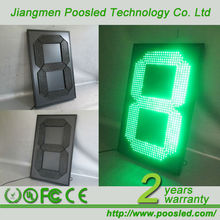 timer countdown signage \ traffic countdown timer \ wireless countdown timer