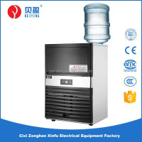 CE certificated vending ice maker machine