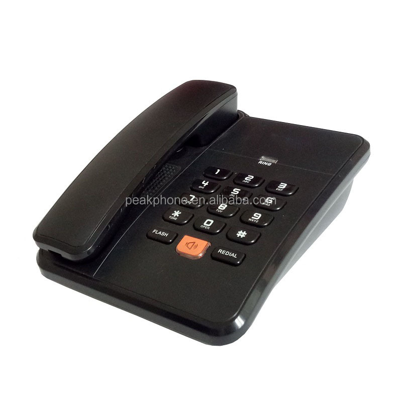 Low Price Telephone Handset Desktop Corded Telephones