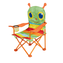 popular metal frame beach portable folding cheap armrest fishing kids camping chair wholesale