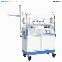 BR-BW02 Cheap professional premature infant incubator neonatal incubator with tray factory prices