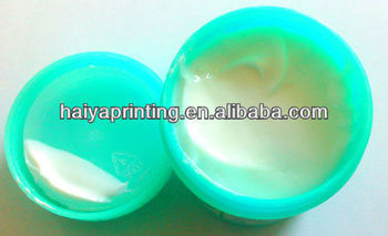 screen printing PU silicone white paste/ink