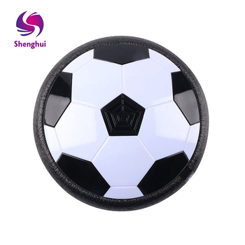 Kids Toys the Amazing Hover Ball with Powerful LED Light Size 4 Boys Girls Sport Children Toys Training Football for Indoor