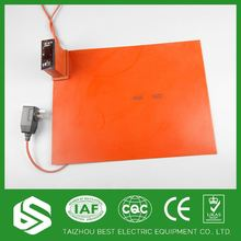 Customized silicone rubber heater silicone heat pad