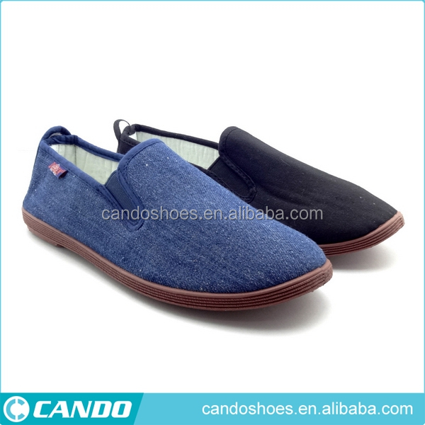 Slipper Womens Classic Canvas Kung Fu Slip-On Sneaker Shoes