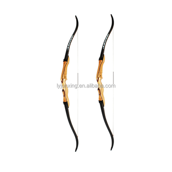 factory direct supply wooden recurve bows with cheap price