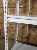 Dongguan Evergrows warehouses quality metal locking shelvings