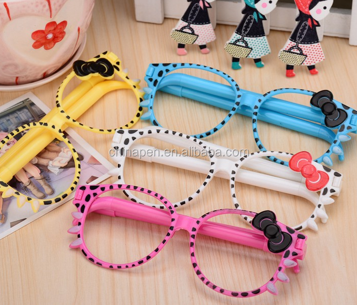 Retractable advertising products promotional cute ball pen