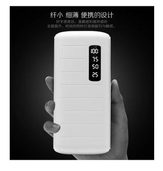 New design power supply wireless power bank charger 20000mah mobile power supply