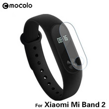 High Quality Touch Sensitive Glass Screen Cover for Xiaomi Mi Band 2 Watch Screen Film Protective