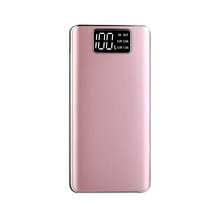 2017 Trending products portable power bank/rechargeable mobile power supply 8000 and 10000mah