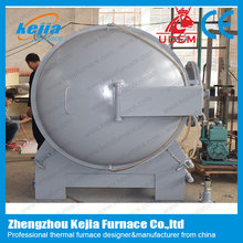 High vacuum quenching furnace for steel parts vacuum muffle furnace