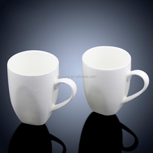 20 oz bulk white blank ceramic coffee mugs